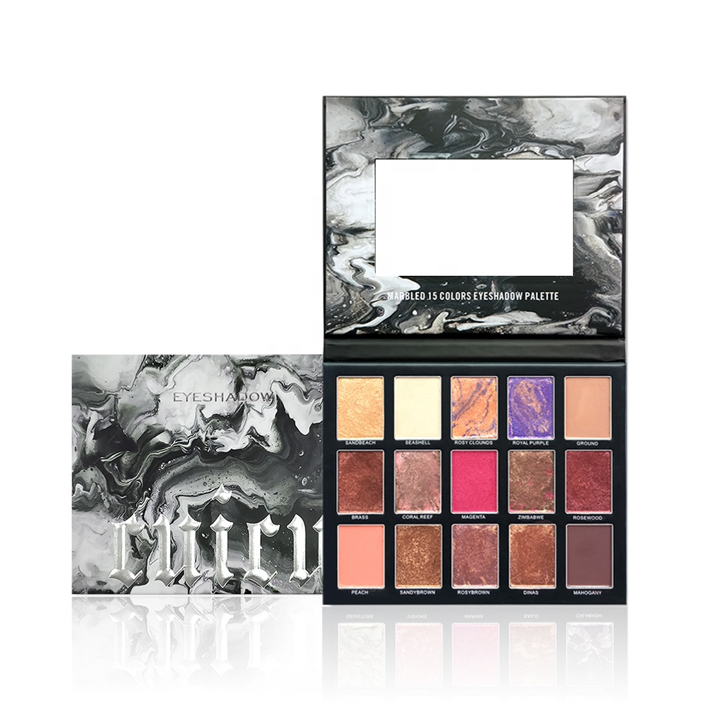 New Custom Eyeshadow Palette OEM ODM Cruelty Free Beautiful Packaging For Makeup <strong>Cosmetics</strong>