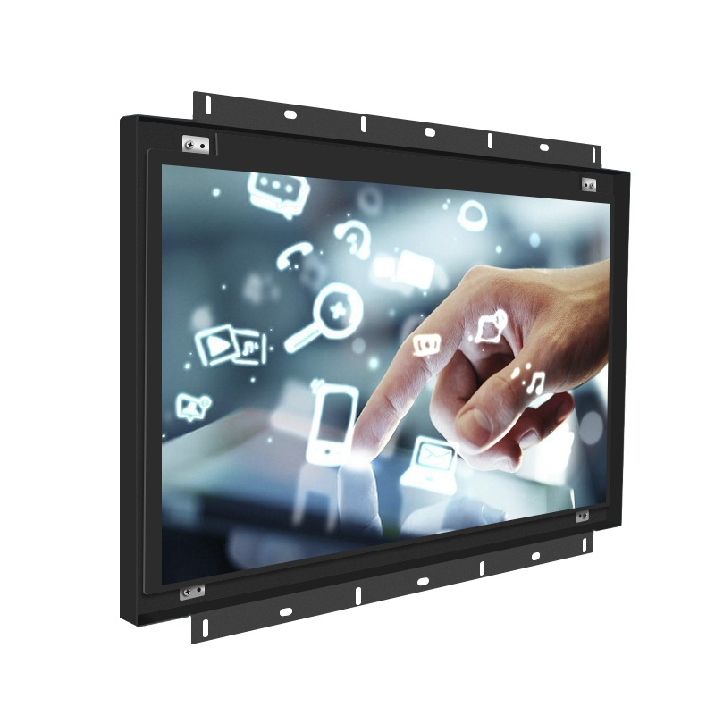 touchscreen monitor 15 inch open frame capacitive touch screen monitor