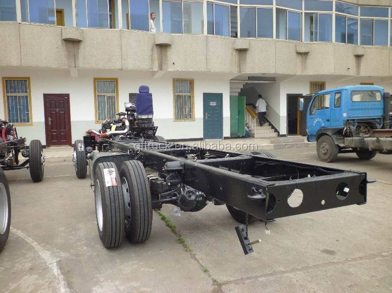 Dongfeng 12m coach bus chassis