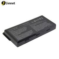 Replacement Laptop Battery 11.1V 4400mAh BTY-L74 for MSI A5000 A6000 A6005 A6200 A6203 A6205 A7005 A7200 BTY L74