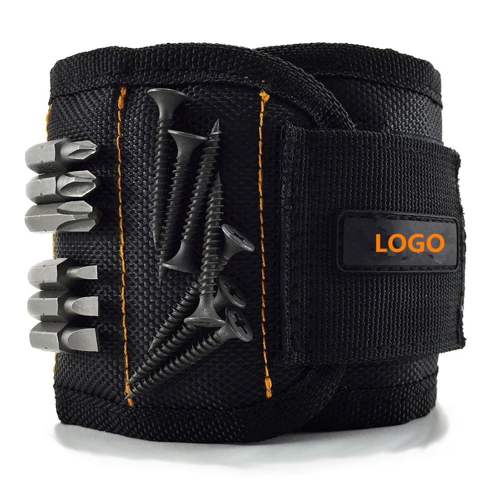 China high quality OEM magnetic wristband with strong magnets for holding <strong>tool</strong>