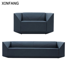office sofa set pure leather modern waiting room office reception <strong>furniture</strong> with specification