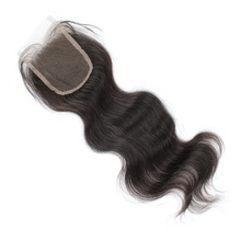 "Stock cheap factory wholesale price 100% virgin remy human hair 4""x4"" 5""x5"" 6""x6"" 7""x7"" free parting Body Wave lace closures"