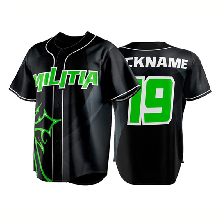 Free Design China Factory OEM Your Team Baseball Jerseys With Cheap Price