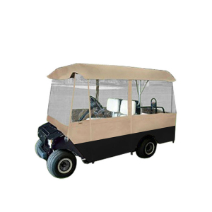 Homful dustproof and durable 4 passenger waterproof golf cart cover