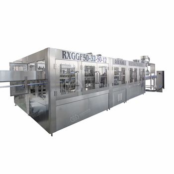 Factory machinery economical soy milk filling aluminum foil sealing 4-in-1 machine