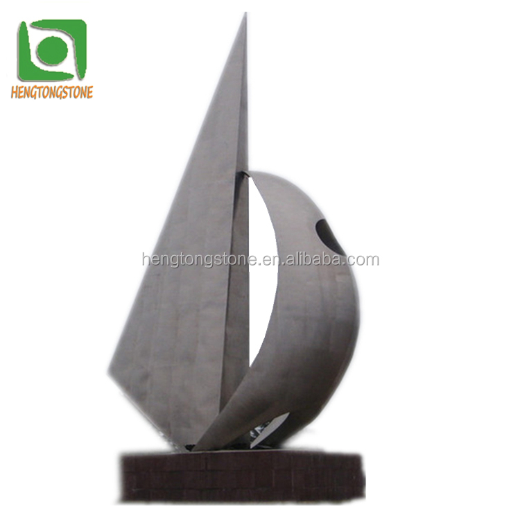 Stainless Steel Abstract Art Sculpture For Decoration
