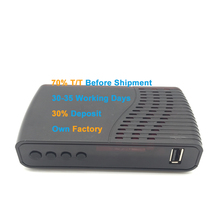 HD Digital 1080PH.264 DVB-T2 TV Box FTA DVB T2 <strong>Receiver</strong> Set Top Box