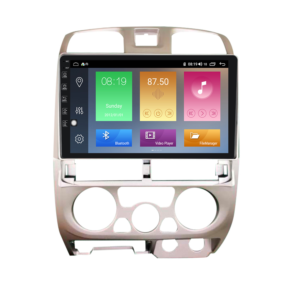 MEKEDE 4G LTE Android DSP IPS 2.5D Autoradio For Isuzu <strong>D</strong> MAX 2007-2011 4+64GB Carplay RDS Stereo WIFI GPS AM FM Audio