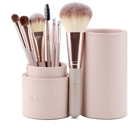 banfi Cheap classical makeup brush women soft synthetic hair beauty 7pcs cosmetic kit makeup brushes sets tools