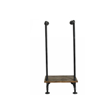 Industrial High Quality Garment Rack Pipe <strong>Shelf</strong> &amp; Shoe Rack