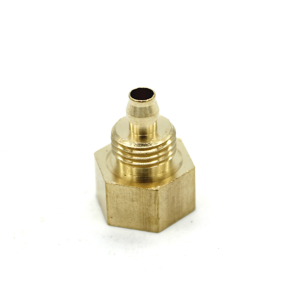 Brass Material Pneumatic Male <strong>Nozzle</strong> Fitting Garden Hose Barb Adapter Water Air Gas Pipe Nippon <strong>Connector</strong>