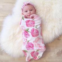 Baby Products Wholesale Custom Wrap Milk Silk Monthly Baby Blanket