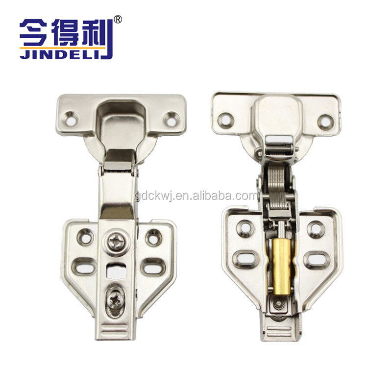Two Way Soft Closing Concealed Hinge For Furniture Kitchen Cabinet Hardware With High Quality