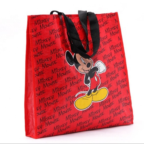 Factory Wholesale TOP Quality Cheap price Custom LOGO printed Laminated Tote PP Woven <strong>Bag</strong>