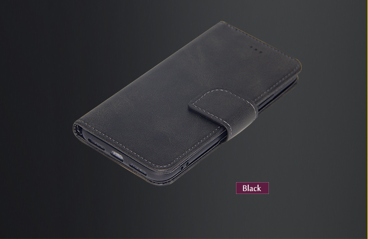 Hot selling soft leather cell phone case card cover case for HTC 826 U11 X10