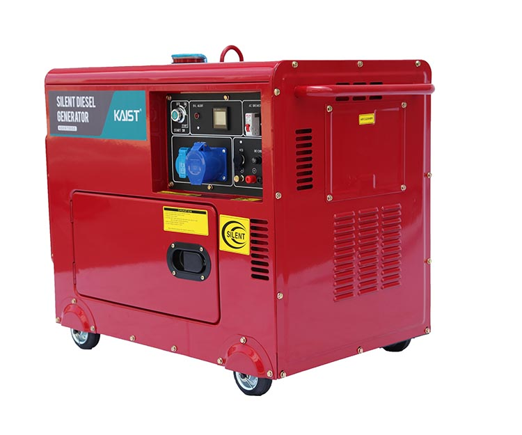 120V,240v ,220v Small silent <strong>diesel</strong> electric generators for sale