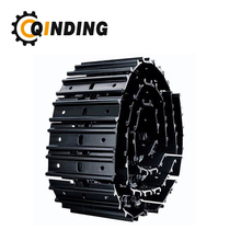 dry link assembly D3C track chain assy D155 <strong>D155A</strong>-2 made in China