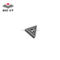 ZCCCT Zhuzhou Cemented Carbide Cutting Tools TNMG22-EF Turning Inserts Cutting Tools ZCC.CT