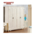 GSP9-026 White Wooden Wardrobe Bedroom Wardrobe With Drawers wardrobes bedroom