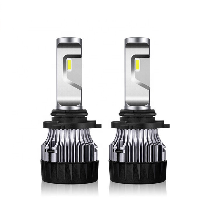 Customized led <strong>bulb</strong> M1 h4 led <strong>yellow</strong> projector headlights PSX24W PSX26W <strong>bulb</strong>