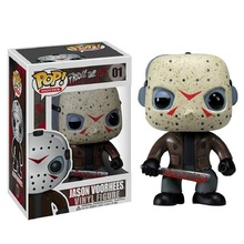 Funk POP Friday the 13th Boy Collectible Model Toys JASON VOORHEES Action Figure Toys Birthday Gift