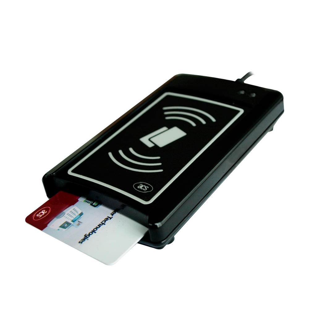 Dual Interface USB NFC IC Chip Tablet ACR1281u C1 USB Contactless Smart Card Reader