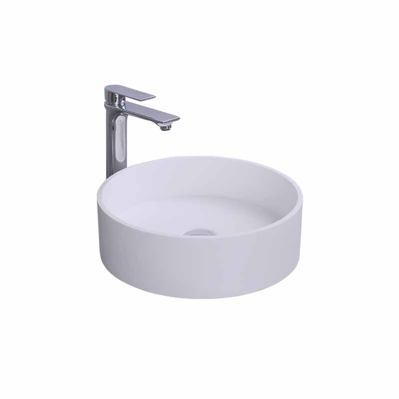 sink stone <strong>w1000</strong> solid surface basin singapore mall artificial hand wash stone vessel sink