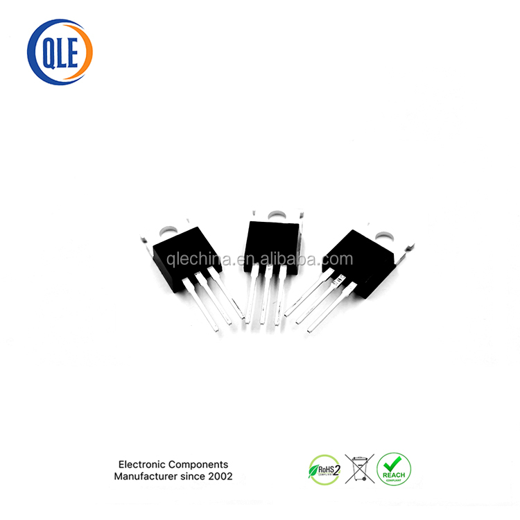 IRF740 TO-220 400 V 힘 Mosfet N Channel MOSFET