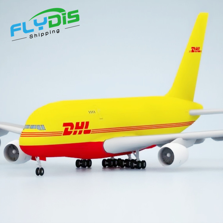 <strong>DHL</strong> Express shipping to the US, Europe, Canada