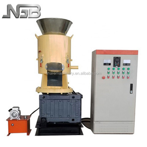 alimentation animale small cattle feed pellet making machine