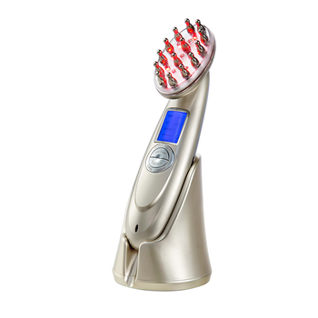 Hair Regrowth Scalp Massage Handheld Electronic Equipments Laser Hair Comb