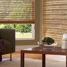SUNC Cheap <strong>Blackout</strong> <strong>Blinds</strong> Natural Woven Window Grass Shades
