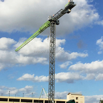 Zoomlion Construction Crane 5 ton Topless Tower Crane TC5013A-5