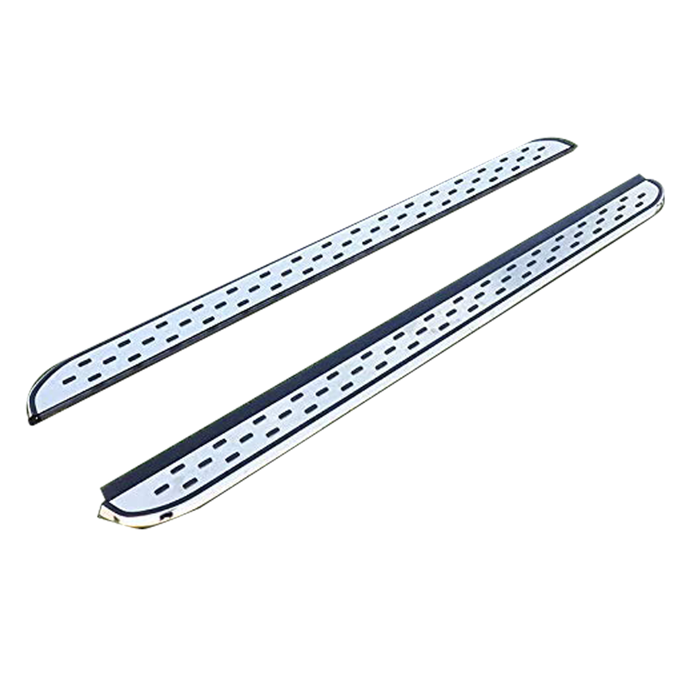 KINGCHER Car Side Step Nerf Bars <strong>for</strong> Mercedes <strong>Benz</strong> <strong>W164</strong> ML 2006-2012 Running Boards
