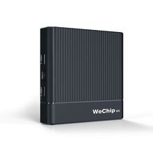 New Selling factory Android 9.0 wechip V9 S905X3 top set box Support Voice <strong>Remote</strong> android touchscreen tv box tv box 4g