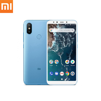 Global Version Xiaomi Mi A2 Lite 4GB 64GB 5.84 inch Full Screen Snapdragon 625 Android One 4000mAh AI Face Unlock Cellphone