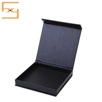 Customized magnetic gift box, high quality hard cardboard paper box
