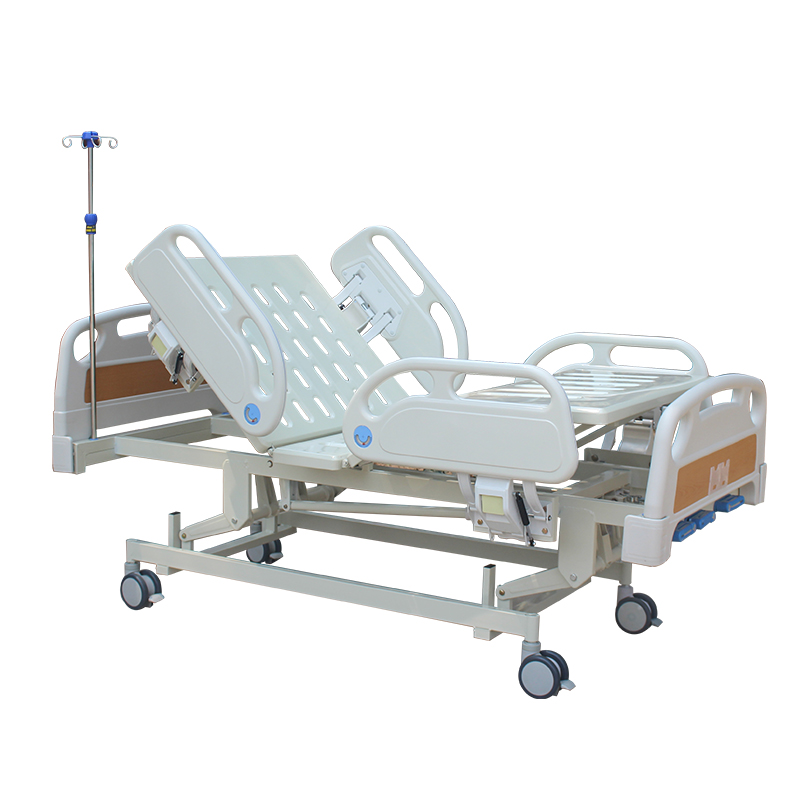 Hot sale <strong>3</strong> Cranks Manual Hospital Bed for patients