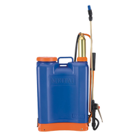 16L manual knapsack agricultural pesticides sprayer