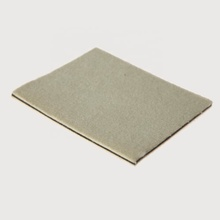 A6 100*120mm Plus PVC <strong>Card</strong> Woolen Surface Silicone Heat Press Pad for PVC <strong>Card</strong> Making