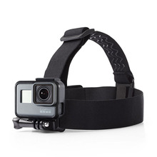 Kasin Go pro Head Strap For <strong>Gopros</strong> 7 6 5 4 3+ 2 1 Yi 4K Sj4000 Sj5000 Sj8 pro Ekens H9 Action Camera Accessories