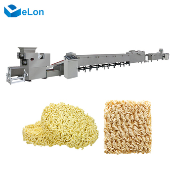 Small size automatic instant noodle making machine