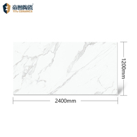 White Kitchen Ceramic Tops Korean Solid Surface Table Top Polished Solid Surface Made Stone Table Top