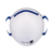 N95 Ffp1 Ffp2 Ffp3 Standard Facial Disposable Latex Face Anti Respirator Dust Face Mask