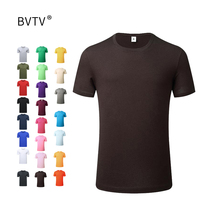 High Quality Custom Printing Blank 100% Combed Cotton Men T shirt For Wholesale In Bulk