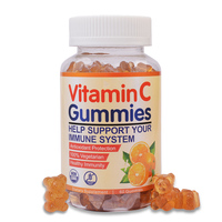 Vitamin C gummies Supplements With Bear Shape For Immunity System