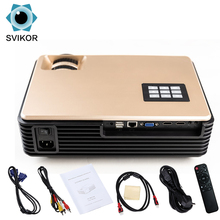 Professional support 1920x1080 native resolution smart phone projector