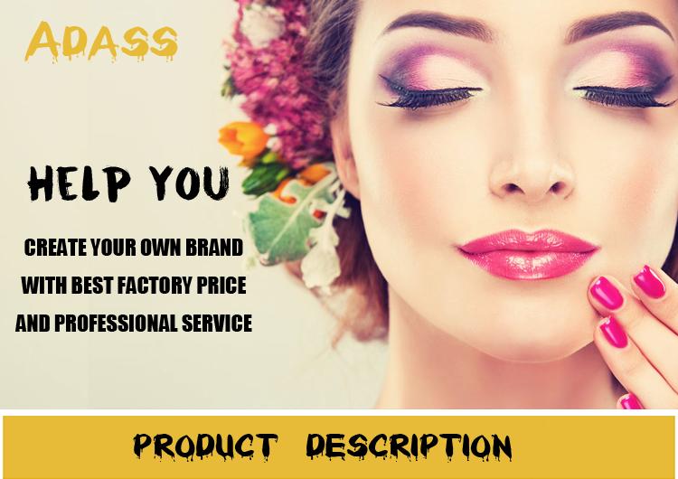 Private Label Makeup Tool Eye Lash Wand Mascara Brush Lash Brush in Tube