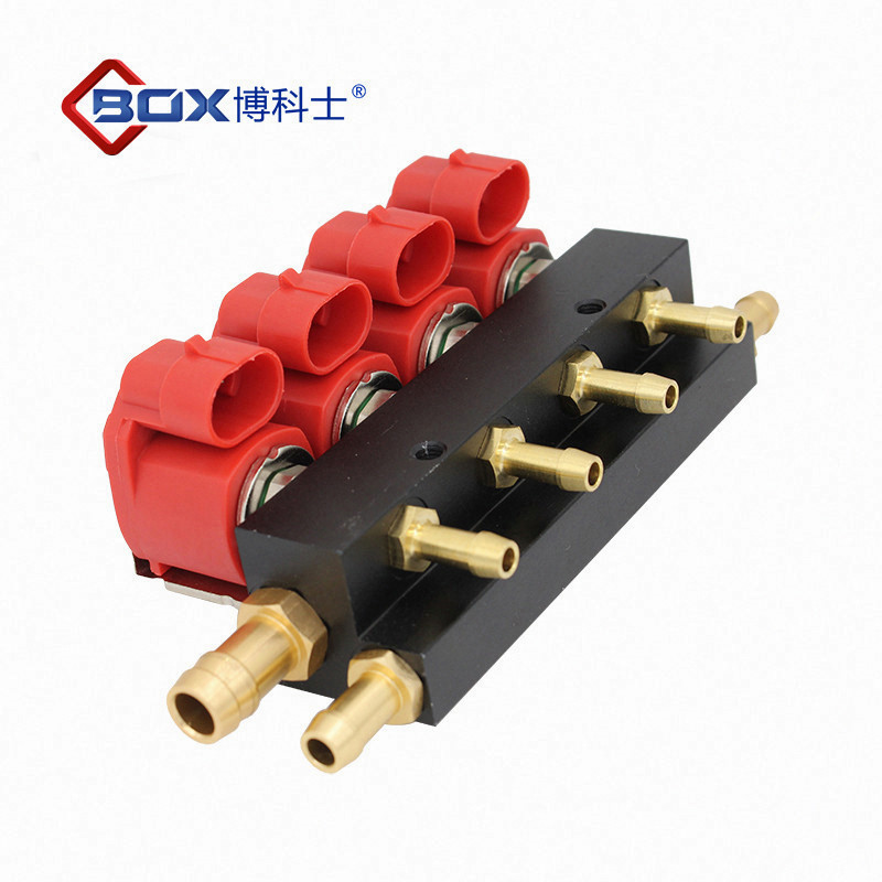 Custom Logo Top Quality Car auto gas common rail injector <strong>lpg</strong> <strong>conversion</strong> kits for motorcycles injector rails